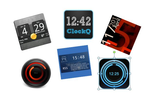 Best Clock Widgets Android