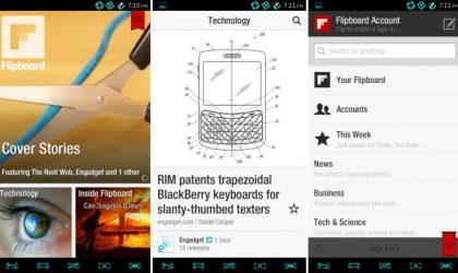 Leaked Flipboard Android App APK