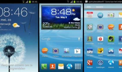 Galaxy S3 Themed ROM for Galaxy S — ICSGS3 Custom ROM