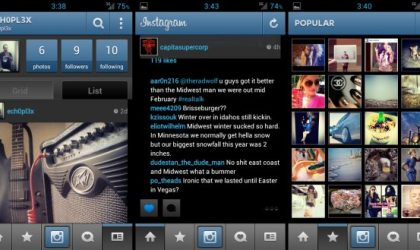 Try the Inverted Instagram App!