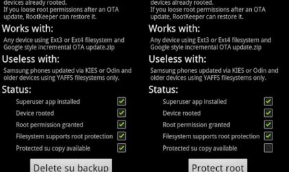 Voodoo OTA Root Keeper for HTC EVO 4G LTE — Protects Root When You Update Your Phone
