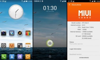 Official ICS Based MIUI for HTC One X, v2.5.18 [Guide]