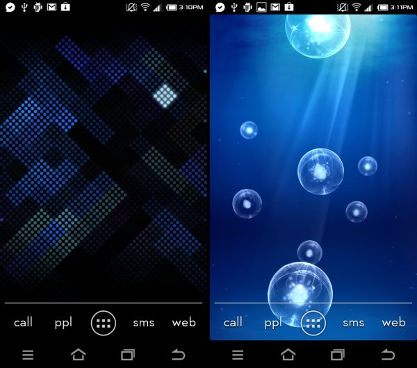 samsung galaxy s4 water live wallpaper download