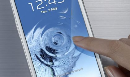 Galaxy S3 goes on Pre-Order in UK. Sim-free Priced £500!