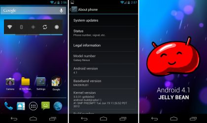 [Guide] Pure Jelly Bean Android 4.1 ROM for Galaxy Nexus — No Root, CWM, etc.