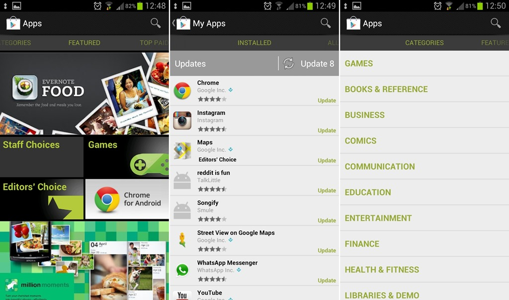 Google Play Store APK 3.7.11
