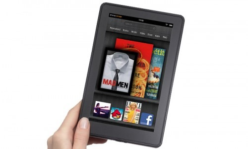 Kindle Fire Price May Be Reduced