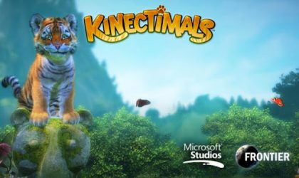 Microsoft Releases Popular Xbox Game, Kinectimals, on Android