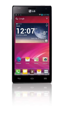 Wind Mobile and Videotron getting LG Optimus 4X HD pretty soon