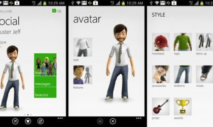 My Xbox LIVE Android App from Microsoft Now Available in Play Store