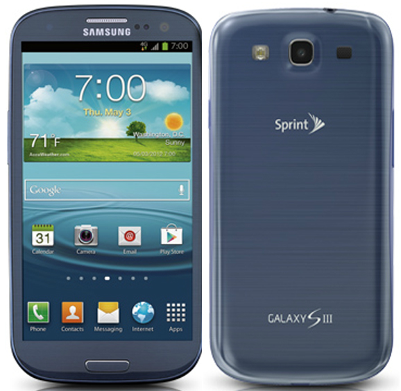 find your msl number on sprint galaxy s3 rh theandroidsoul com Samsung S7 Sprint Sprint Wireless Phones Galaxy S3