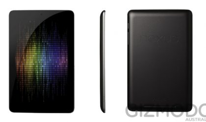 Google Nexus 7 Tablet Details and Price Leaked, $199 for 8GB and $249 for 16GB