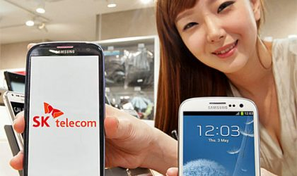 Korean Galaxy S3 Announced — SK Telecom and KT to Launch GSM and LTE Versions Respectively