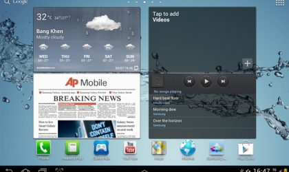 Android 4.0 Ice Cream Sandwich Update for Samsung Galaxy Tabs Starts!