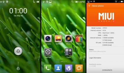 How to Install MIUI on Motorola Razr (GSM International Version)