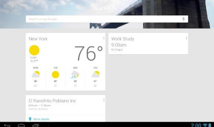 Full Tablet UI Comes to Google Nexus 7 with a Build.Prop Hack