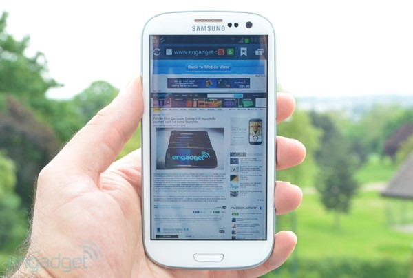 Verizon Galaxy S3 Release Date
