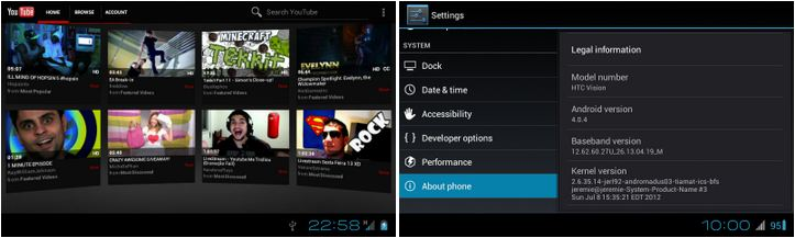 HTC Desire Z Gets ParanoidAndroid ROM Port, Brings Tablet UI and Android 4.0 Along