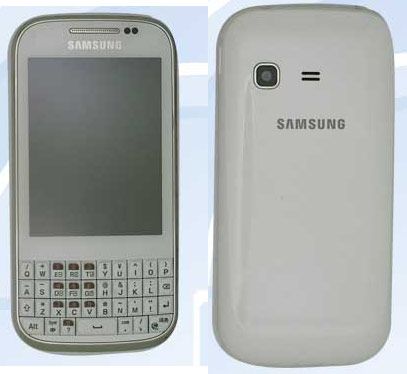 Leaked: A Low Cost, Portrait QWERTY Android 4.0 Device from Samsung