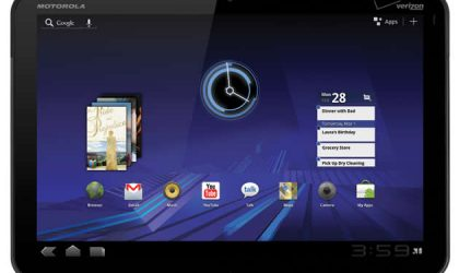 Unofficially Update Motorola Xoom to Jelly Bean, Latest Android version 4.1.1 [Guide]