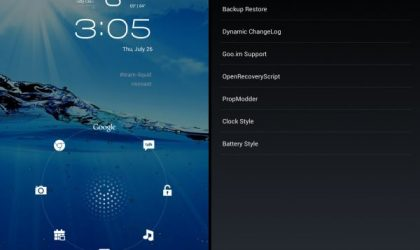 Nexus 7 Custom ROM: Try The Liquid Jelly Bean ROM Based on AOSP