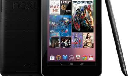 ASUS Confirms October Release for Google Nexus 7 Tablet In India