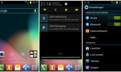 Android 4.1 for Galaxy S i9000: Install the RemICS-JB ROM!