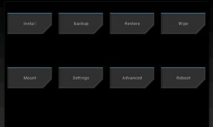 TWRP Custom Recovery for TF700T ASUS Transformer Pad Infinity