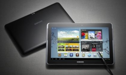 Galaxy Note 10.1 Wi-Fi N8010 Firmware Leaked, Ahead of the Device's Release