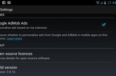 Google Play Store 3.8.16