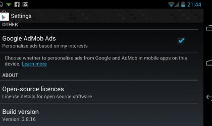 Google Play APK 3.8.16