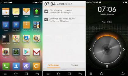 Android 4.1 Based MIUI ROM for T-Mobile Galaxy S3