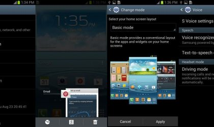Rooted T999UVDLH3 Android 4.1 Firmware for T-Mobile Galaxy S3
