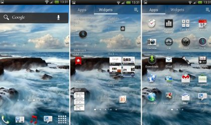 HTC One X gets TouchWiz 5 Launcher from Galaxy S3
