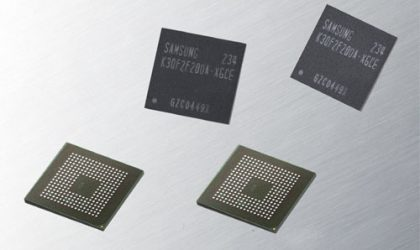 Samsung announces mass production of LPDDR3 2GB RAM for mobile devices