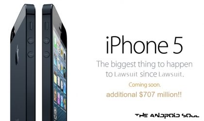 Apple-Samsung lawsuit: Permanent injunction and additional $707 million demanded by iPhone maker