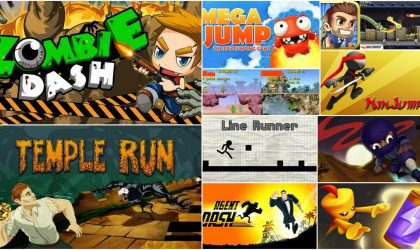 Game Roundup: 10 Free Addictingly Fast-Paced Android Games