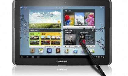 Canadian Galaxy Note 10.1 Gets a Release Date from Best Buy, September 26. Price: $500.
