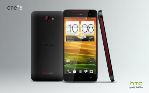 HTC One X 5 or HTC Droid Incredible X