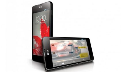 LG Optimus G headed to South Korea next week, key global markets in October