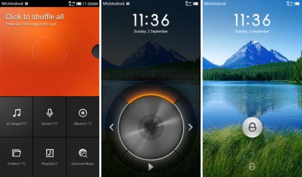 MIUI Galaxy S3