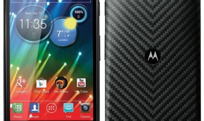 Easily Root Motorola Razr HD with one click
