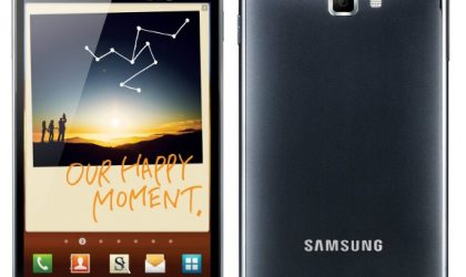 Android 4.1.2 Update for Samsung Galaxy Note spotted on Youtube
