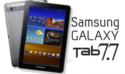 Update T-Mobile Galaxy Tab 7.7 to Android 4.0.4 Officially with Odin