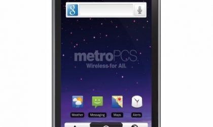 ZTE Announces Anthem 4G for MetroPCS. Priced $219