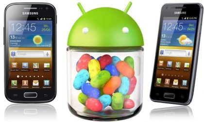 Official Android 4.1 Jelly Bean coming soon for Galaxy Ace 2 and Galaxy S Advance, skipping Android 4.0 for good