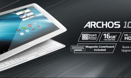 ARCHOS 8mm thick 101 XS Android tablet priced £300, Available now in Europe!