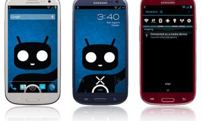 Android 4.0 for Verizon Galaxy S3: Check out Aristodemos, TouchWiz and AOSP Hybrid ROM