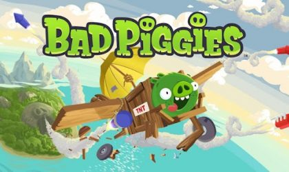 Rovio's Bad Piggies now available on Google Play Store