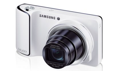 Samsung Galaxy Camera Priced £399 in UK on pre-order
